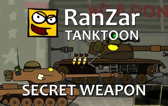 Tanktoon: Secret Weapon.