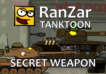 Tanktoon: Secret Weapon.