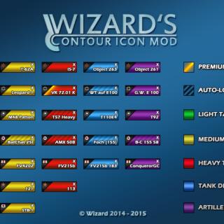 Wizard's Ikony 9.20