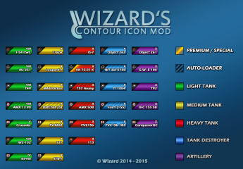 Wizard's Ikony 9.15