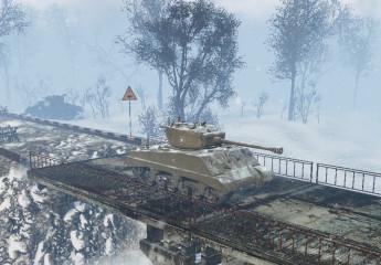 Winter hangar 9.9