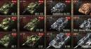 Kamuflážové ikony tankov 9.21
