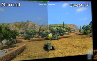 SweetFX + FXAA Graphics 9.20