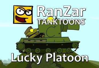 Tanktoon: Lucky Platoon