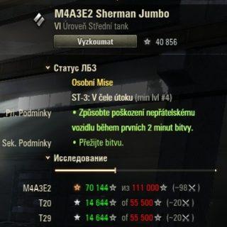 Výzkum tankov mód 9.20.1