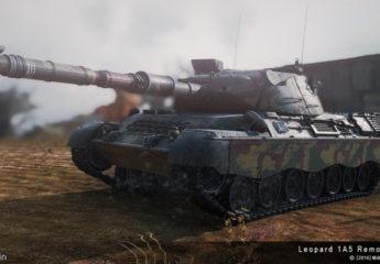 HD Remodel Leopard 1A5