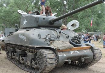 Tankové dni laugaricio 2016