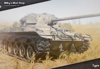 [remodel] Type 64 HD