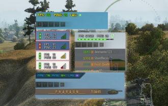 Vylepšený fps-ping panel 9.21