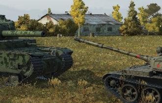 [Súťaž] Vyrážame #1 – Ruské a Japonské tanky !