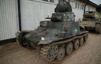 Video: Švédské tanky jsou už za rohem!