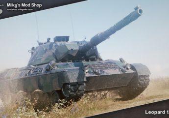 [remodel] Leopard 1A5 HD