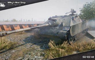 [remodel] SU-122-44 HD