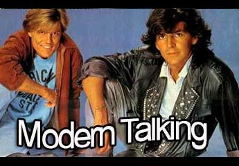 Modern Talking zvukový mód 9.20