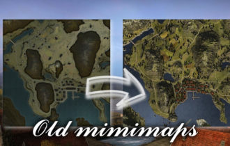 Staré wg minimapy 9.16