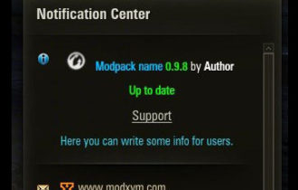 Webium's modpack checker 9.17.0.1