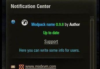 Webium's modpack checker 9.17.0.1