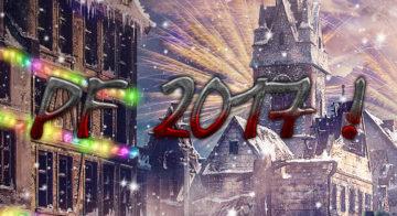Šťastný nový rok 2017 !