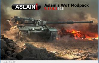 Aslain modpack 9.22.0.1