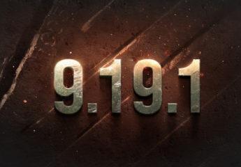 Aktualizace 9.19.1 [všetky zmeny]