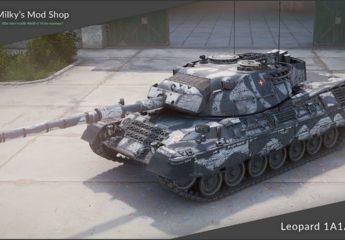 [remodel] Leopard 1A1A1