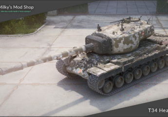 [remodel] T34 Heavy