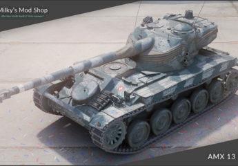 [remodel] AMX 13 90